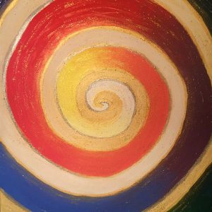 alle Chakren - Spirale